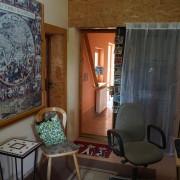 Aufenthaltsraum in der  Villa Mieze-Mau